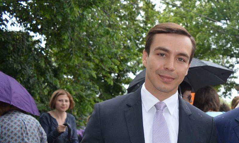 Сын экс-мэра г.Шахты Евгений Понамаренко стал депутатом Заксобрания Ростовской области