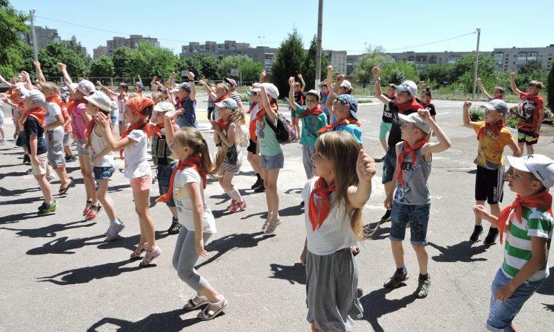 Почти 360 тысяч детей смогли поправить здоровье во время летней оздоровительной кампании