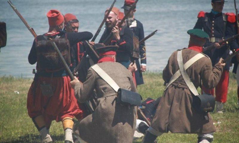 Фестиваль «Оборона Таганрога 1855 года» пройдет на донской земле  в третий раз