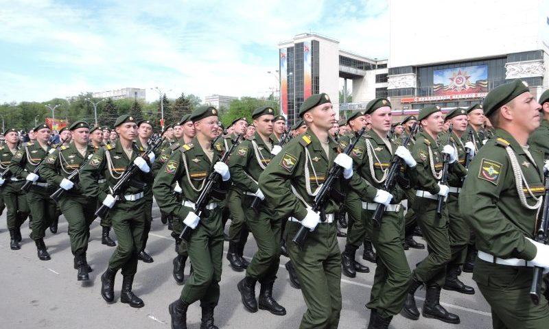 С 1 октября на Дону начнется подготовка призывников по военно-учетным специальностям