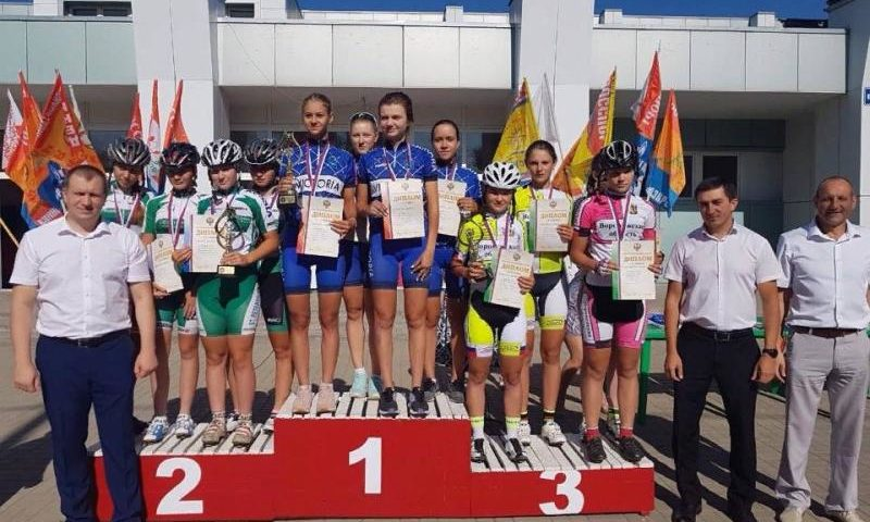 Шахтинские велосипедистки показали отличные результаты  на первенствах России и Ростовской области