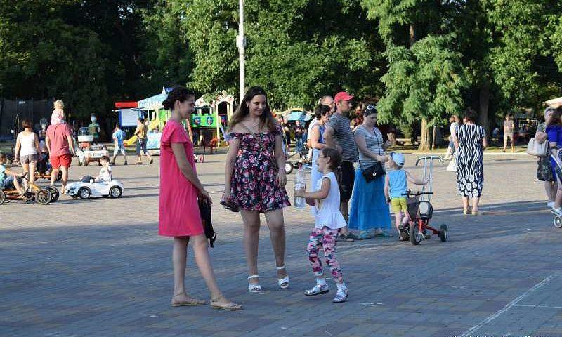 Завтра, 15 сентября, в Шахтах пройдет фестиваль «Молодежь – за Союзное государство»