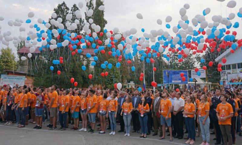 Более 500 молодых аграриев России собрались в Ростовской области