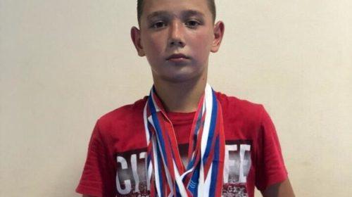 Николай Кабачный, ученик школы №21