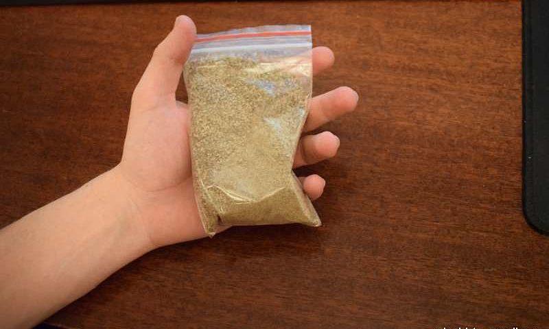22-летнего шахтинца задержали за незаконное хранение наркотиков в крупном размере