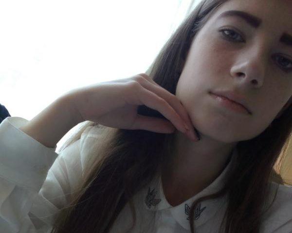 Таня Сорикова, ученица школы №5: