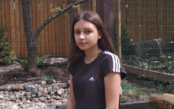 Тая Аброткина,  ученица лицея №3: