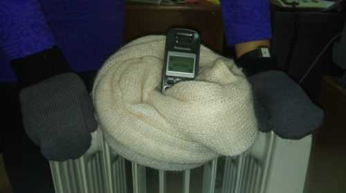 В Шахтах работает горячая линия по вопросам теплоснабжения