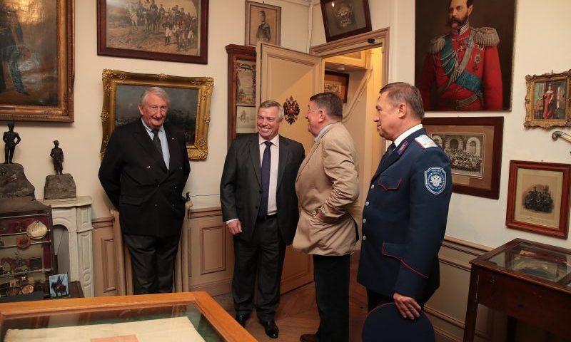 Донской и французский музеи казачества договорись о взаимодействии