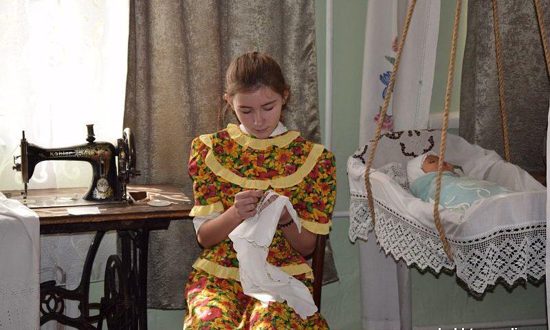 В Шахтах в школе № 23 открыли музей истории казачества