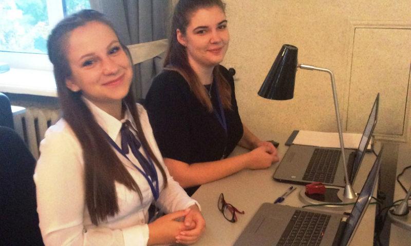 Студентки шахтинского института ДГТУ вышли в финал  World Skills Russia