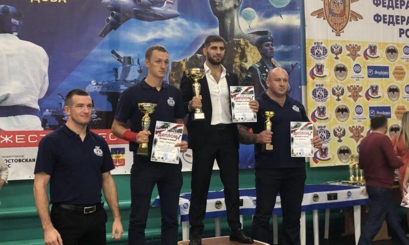 Шахтинские спортсмены взяли 24 медали на областных соревнованиях