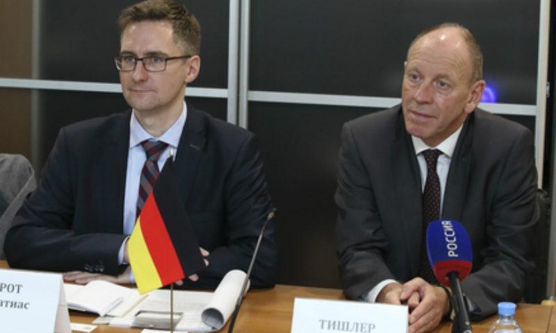 На Дону с трехдневным визитом побывала немецкая делегация