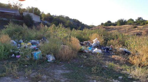 В Шахтах ликвидированы свалки мусора