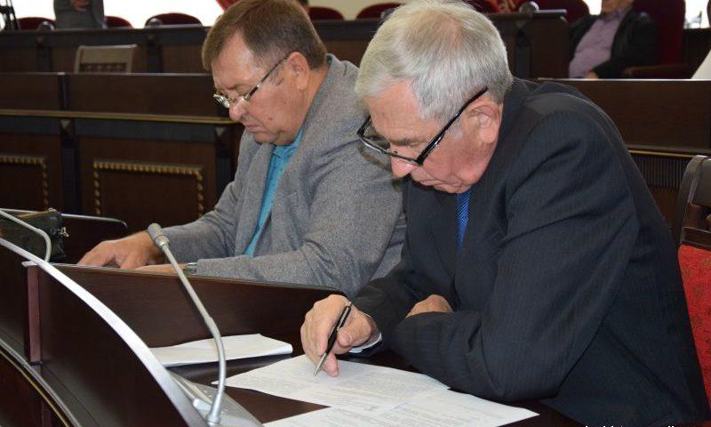 Утвержден график приема граждан в 2019  году членами Совета Общественной палаты  города Шахты