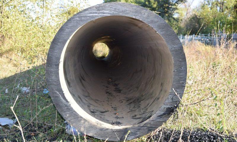 Когда заменят водопроводную трубу на улице Большой в г.Шахты?