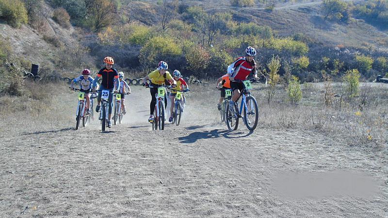 Первенство Ростовской области по велоспорту-маунтинбайку прошло в Шахтах
