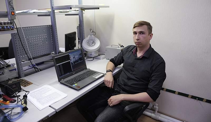 В ДГТУ в г.Шахты разработали программу, определяющую пульс и частоту дыхания при помощи веб-камеры