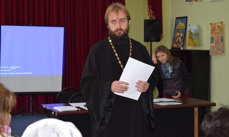Вопросы преподавания духовно-нравственной культуры народов России рассмотрело духовенство и педагоги в городе Шахты