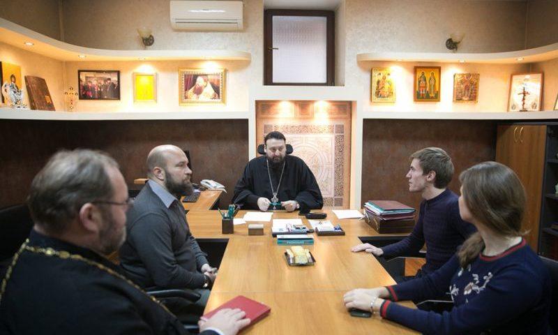 Три епархии Донской митрополии  будут сотрудничать в сфере медиа