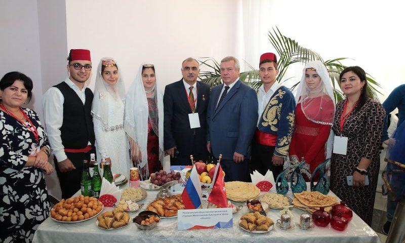 2019 год в Ростовской области объявлен Годом народного творчества
