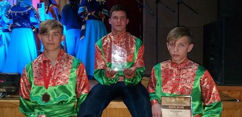 Трио ложкарей из Шахтинского центра помощи детям №1 заняли первое место в III Всероссийском конкурсе-фестивале  «Созвучие сердец-2018»