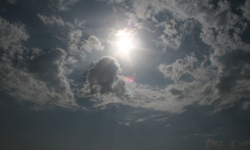В Шахтах ожидается облачная и ветреная погода
