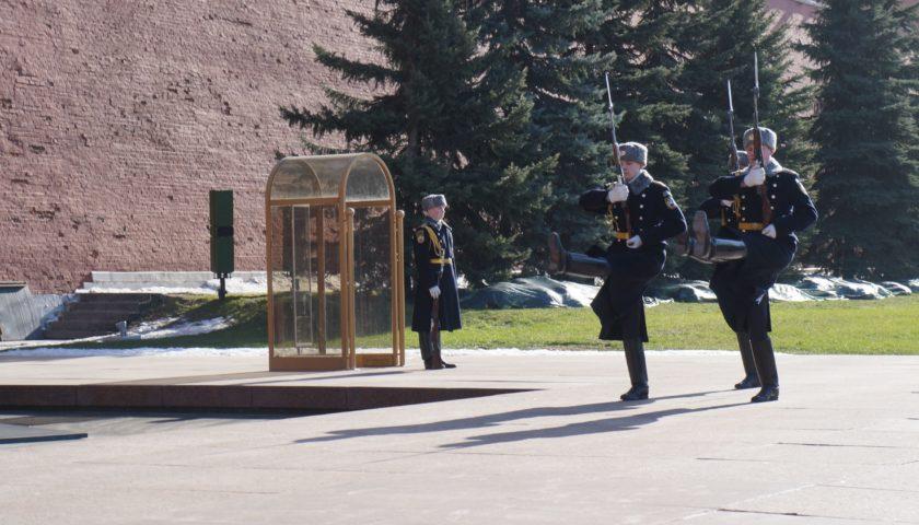 15 донских призывников направлены в Президентский полк комендатуры Московского Кремля