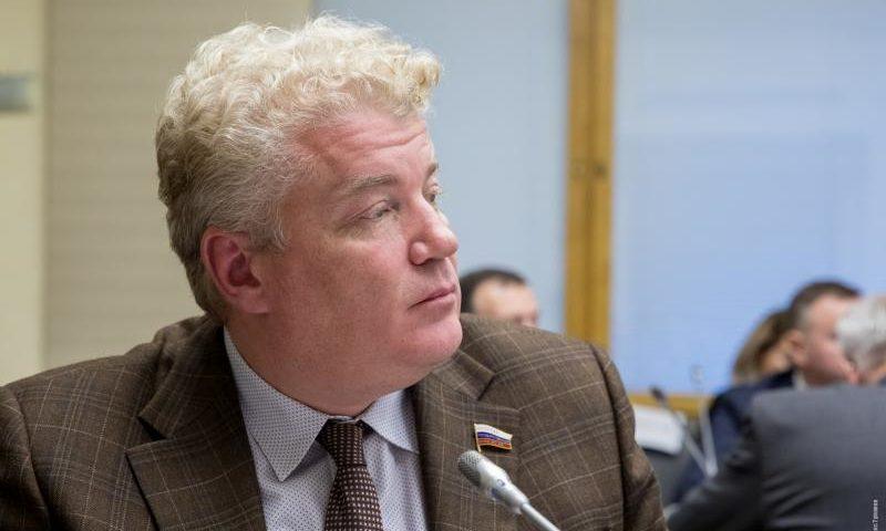 Максим Щаблыкин: «Все социальные гарантии государства сохранены в трехлетнем бюджете»