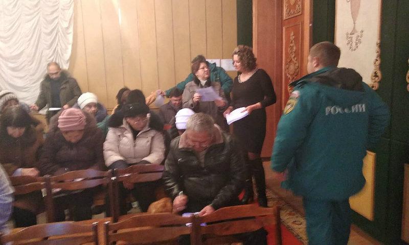 Жителям поселка Майский рассказали о проекте «Формирование комфортной городской среды»