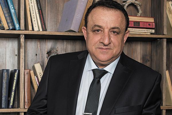 Олег Данилов, председатель удинской диаспоры, депутат городской думы: