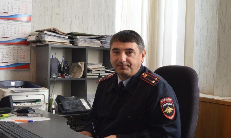 Юрий Грушин, заместитель начальника полиции по охране общественного порядка УМВД России по г. Шахты, подполковник полиции: