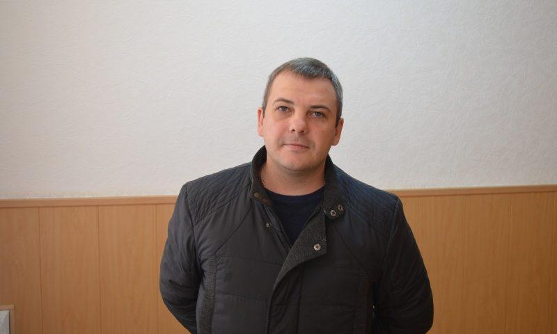 Роман Камышанов, начальник уголовного розыска отдела полиции №3 УМВД России по г. Шахты, майор полиции: