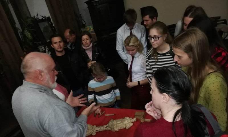 Второй год Шахтинский краеведческий музей принимает участие во Всероссийской акции «Ночь искусств»