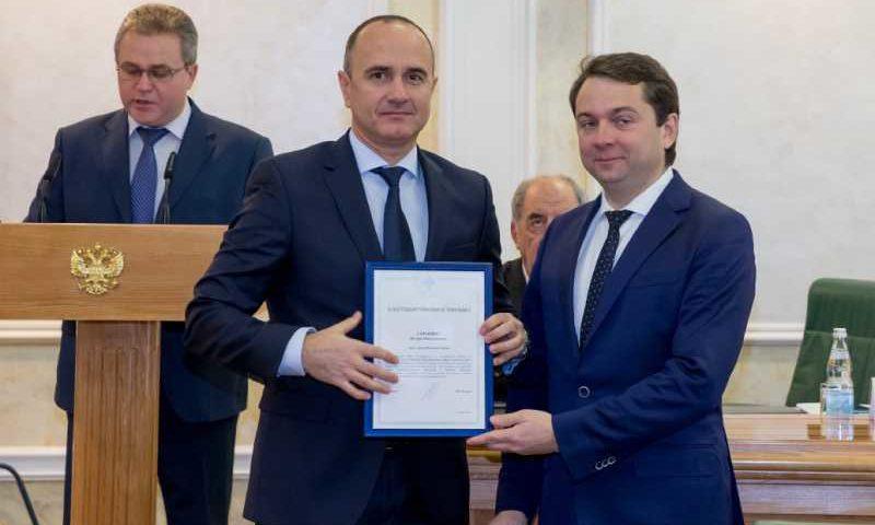 Город Новошахтинск стал призером Всероссийского конкурса