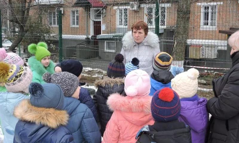 В детском саду №45  г. Шахты установили новое ограждение