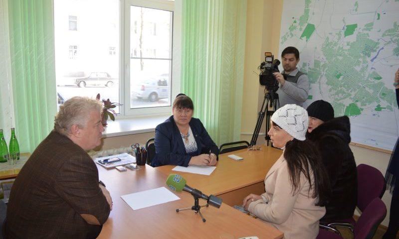 Максим Щаблыкин провел прием в Шахтах