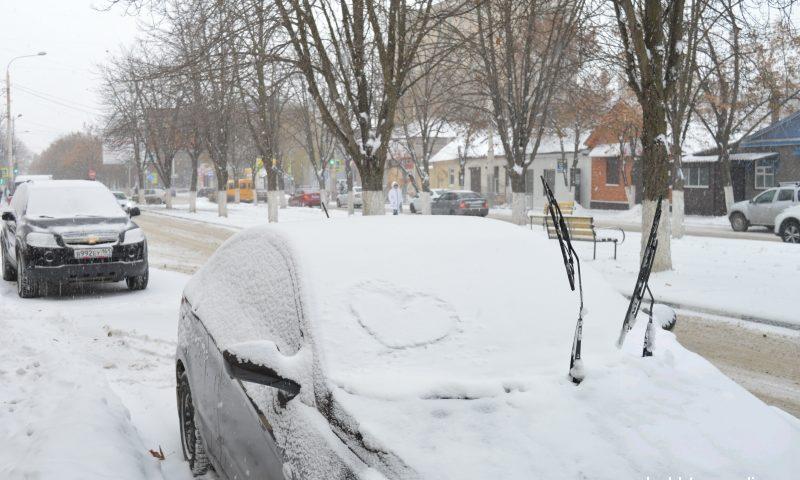 Легкий мороз и облачная погода ожидают шахтинцев в ближайшие дни