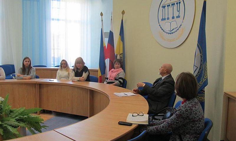 Студенты ДГТУ г.Шахты обсудили о свободу и ответственность в университетской среде