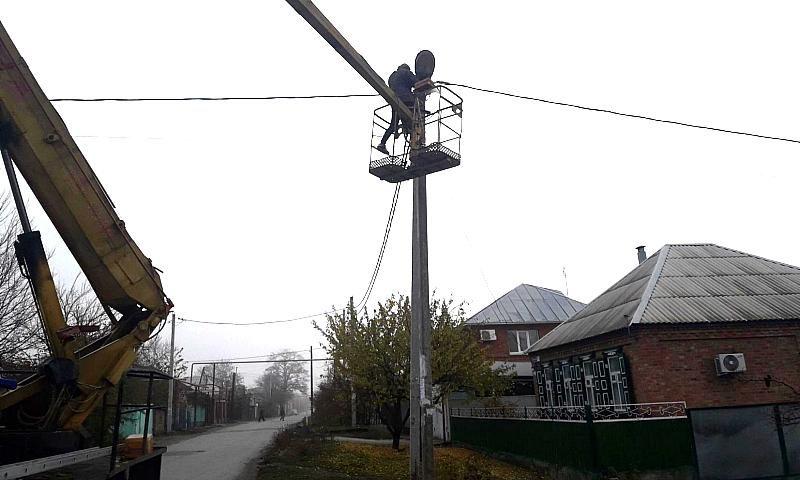 Десятки шахтинских домов сегодня останутся без света
