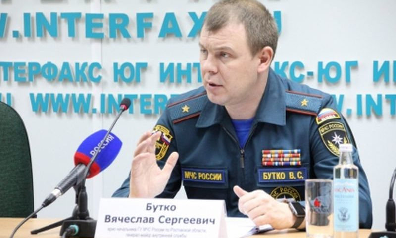 На пресс-конференции в информагентстве «Интерфакс-ЮГ» подвели итоги работы МЧС Ростовской области