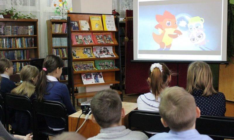 В пятой Всероссийской акции «День короткометражного кино» приняли участие библиотеки города Шахты