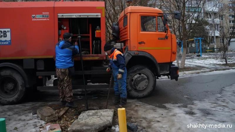 Жители дома по улице Индустриальной решили свою проблему на следующий день после обращения к главе администрации г.Шахты