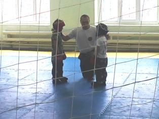 Прошли общегородские соревнования по казачьему рукопашному бою