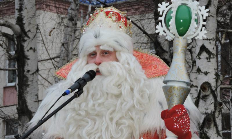 Более трех миллионов писем написано российскому Деду Морозу с начала работы его почты