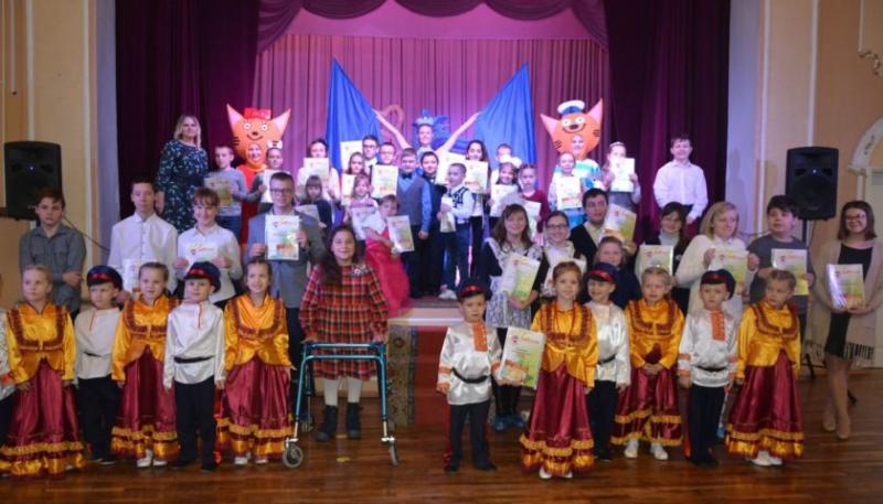 В ГДДТ завершился IV фестиваль для детей и подростков с ОВЗ «От сердца к сердцу»