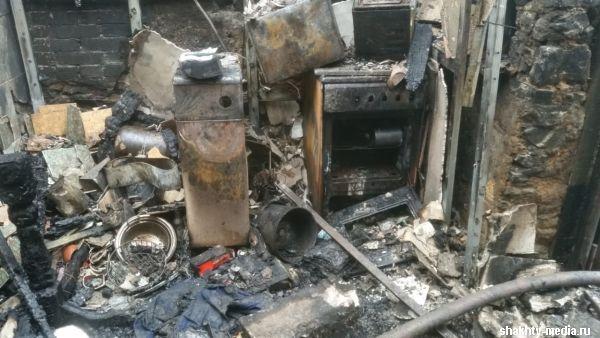 В Шахтах с начала года произошло 755 пожаров