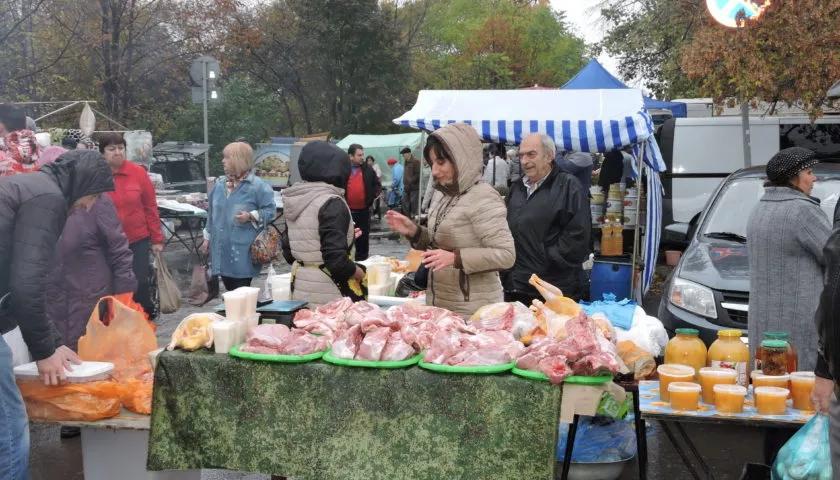 Шахтинцев приглашают посетить ярмарку «выходного дня»
