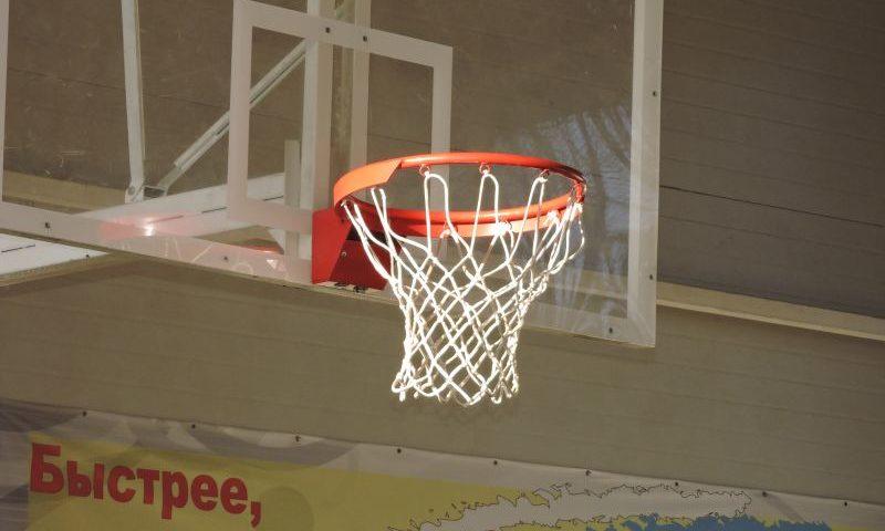 Спортивный сезон 2019 года по баскетболу открыли в СШ №1 г. Шахты