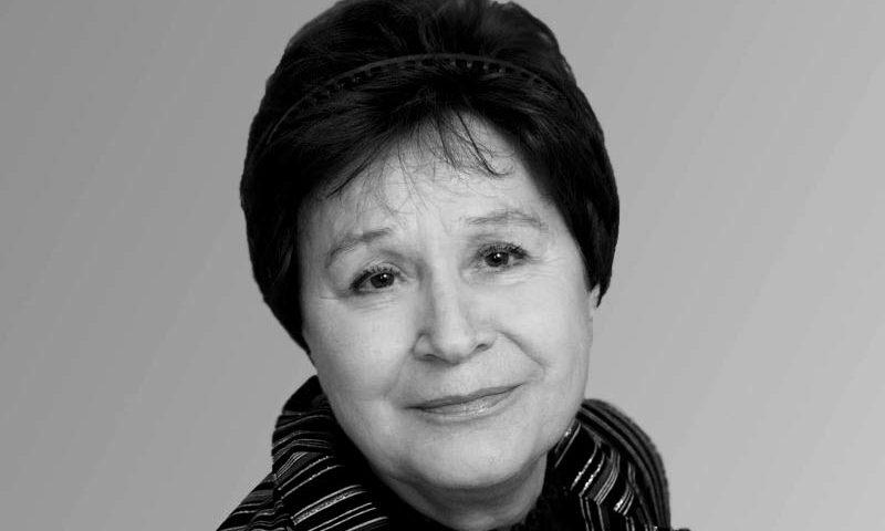 Ушла из жизни Заслуженная артистка России Людмила Монастырская